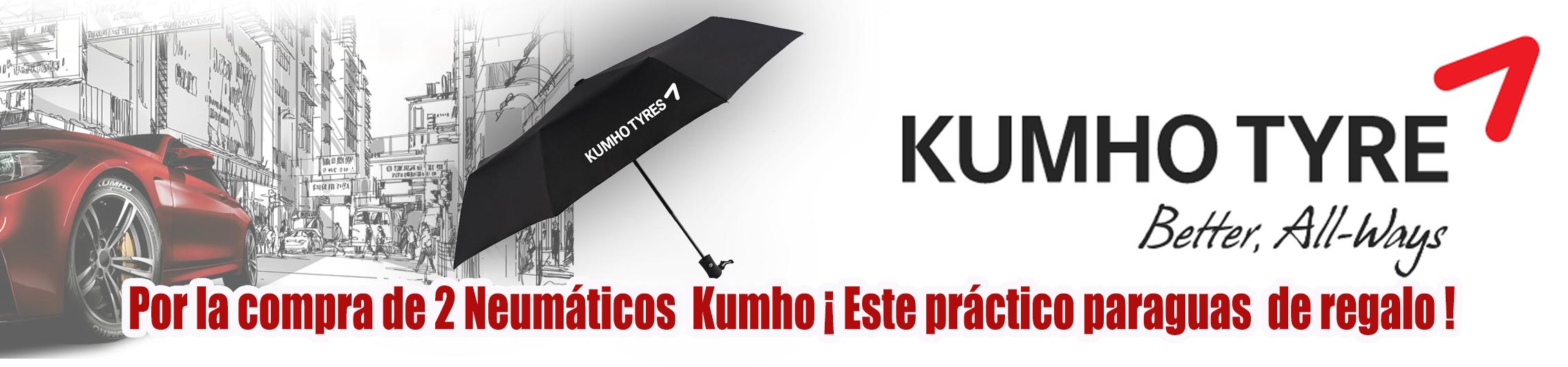 BANNER-KUMHO-PARAGUAS